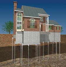 Foundation Repair Solutions In Peoria Burlington